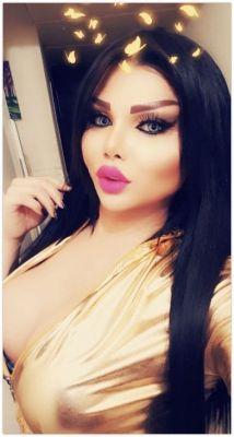 independent Sandra, Transsexual (Beirut)