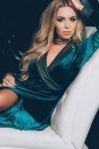 Beautiful escort model Ruby-Beirut: weight 50 kg, height 170 cm